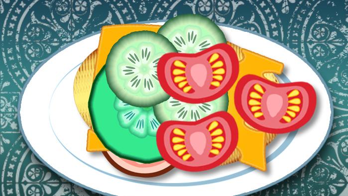 Tomaten mit Photoshop