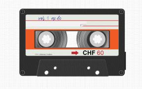 Kassette mit Illustrator