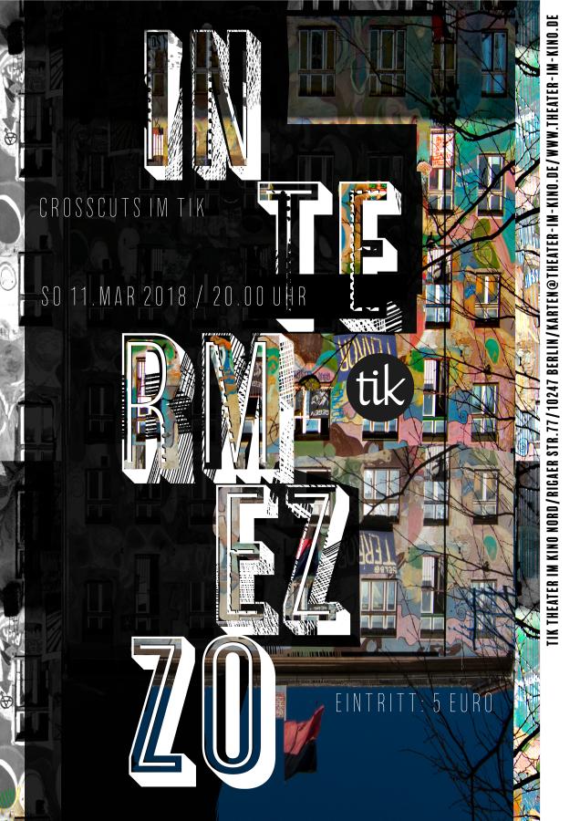 Poster fürs Theater